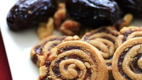 Swirl Cookies for #ChristmasWeek #Giveaway