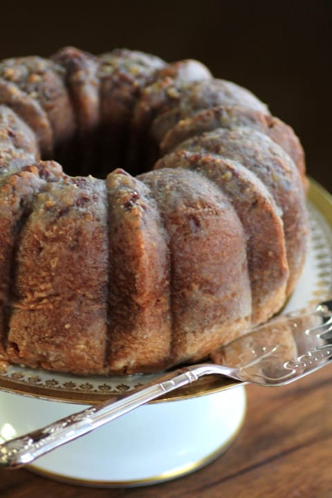 Rum Pecan Bundt by Noshing With The Nolands (Small)