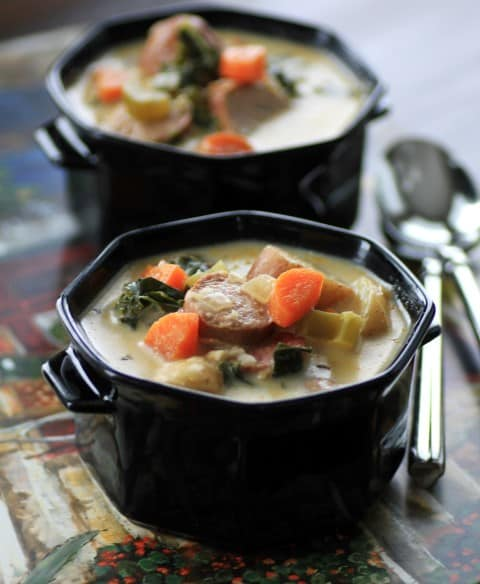 Sausage and Curly Kale Chowder by Noshing With The Nolands (2) (Small)