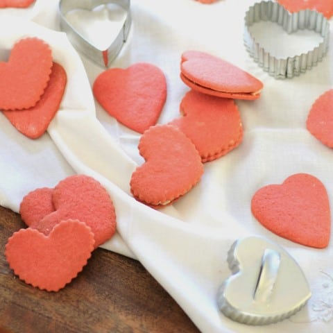 Valentine Day Cookies by Noshing With The Nolands