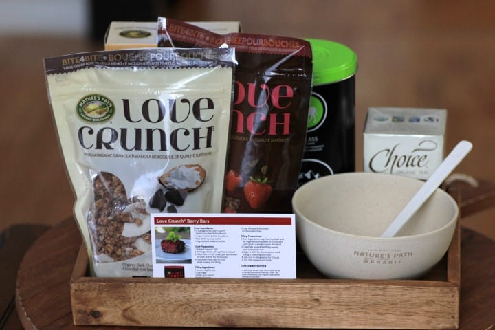 Love Crunch Giveaway (Small)