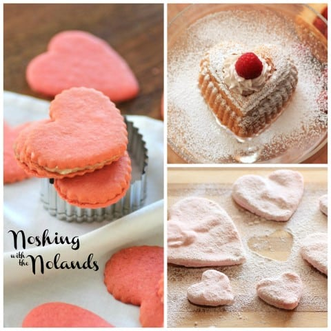 Nosing With The Nolands Valentine's Day Collage