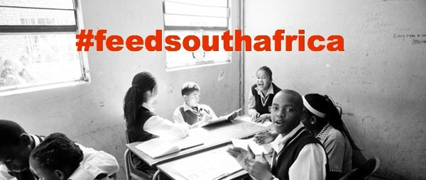 feed South Africa logo