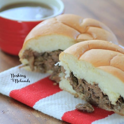 Beef Dip by Noshing With The Nolands