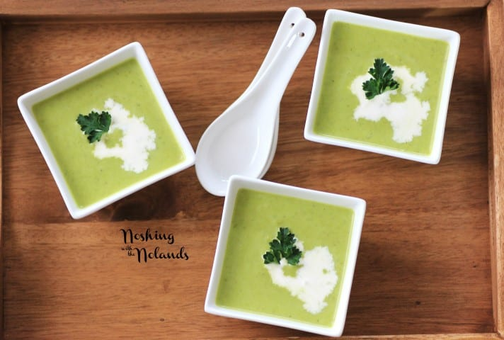 Spring Pea Soup by Noshing With The Nolands