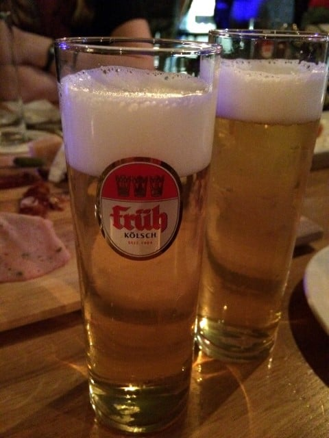Fruh Kolsch by Noshing With The Nolands