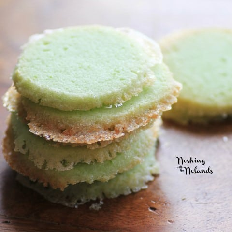 Margarita Cookies by Noshing With The Nolands