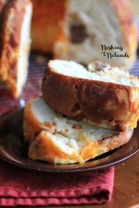 Cheesy Bacon Sausage Brioche Bundt by Noshing With The Nolnads (Small)