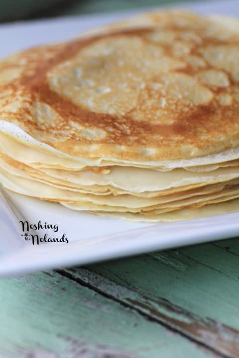 Crepes Lorraine by Noshing With The Nolands