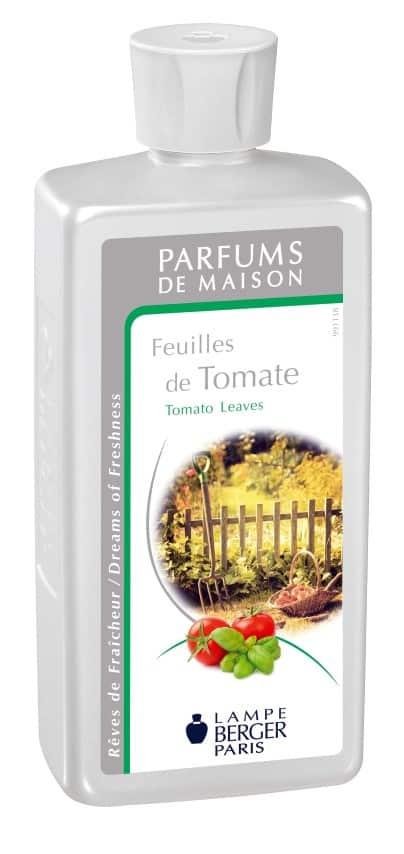 PARFUM Feuilles de Tomate 500ML Lampe Berger