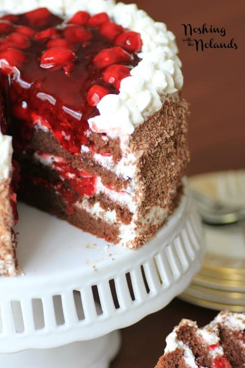 Black Forest Cake by Noshing With The Nolands