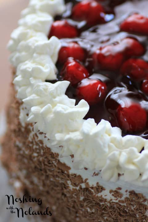 Black Forest Cake by Noshing With The Nolands1