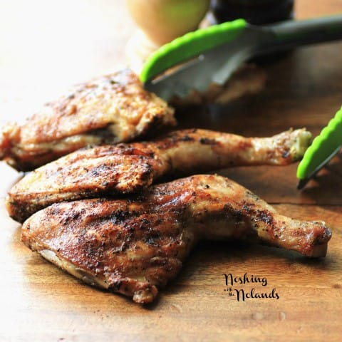 Brick Chicken by Noshing With The Nolands