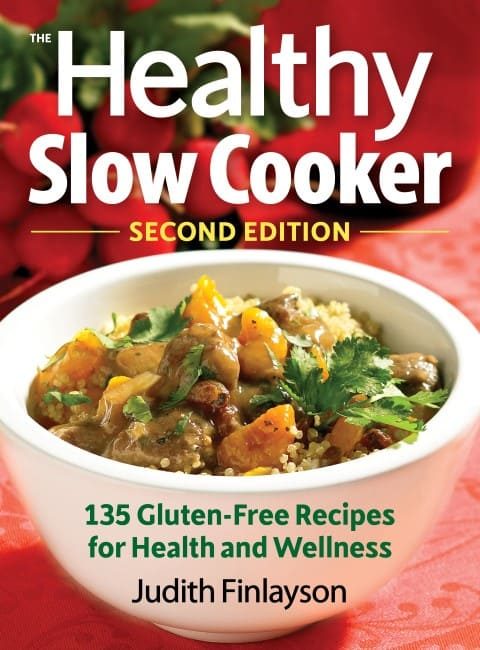 The Healthy Slow Cooker by Judith Finlayson