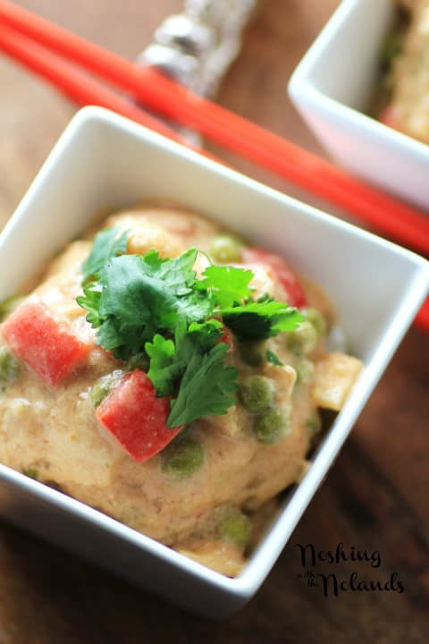 Thai Coconut Fish Curry by Noshing With The Nolands