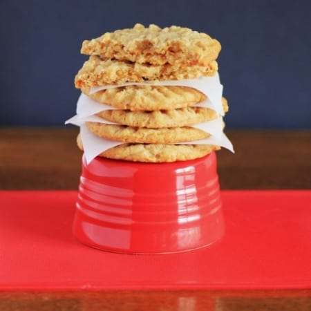 Best Peanut Butter Cookies (Small)