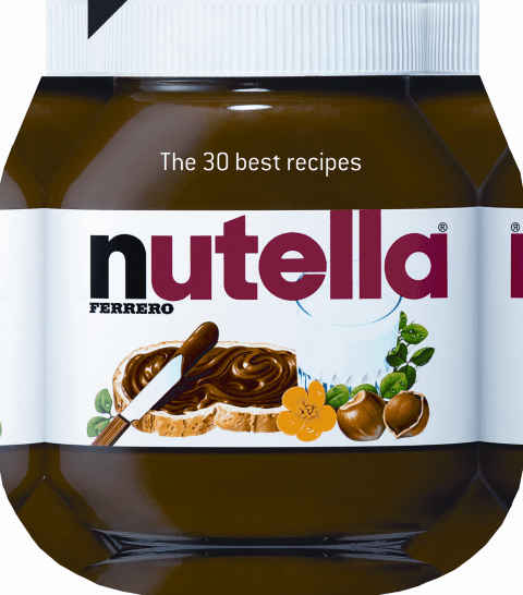 Nutella cover (Small)
