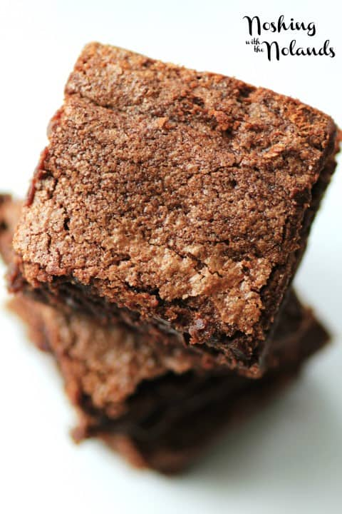 Scratch Brownies by Noshing With The Nolands