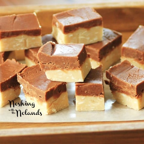 Tuxedo Fudge by Noshing With The Nolands