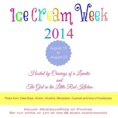 Ice cream week