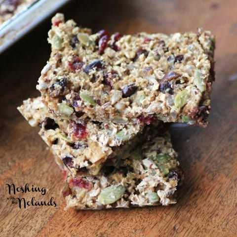 Playground Granola Bars by Noshing With The Nolands
