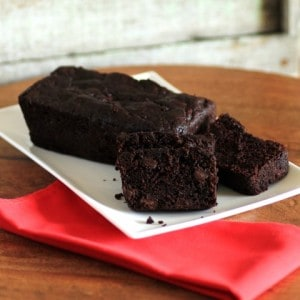 Mouth Watering Mondays – Chocolate Zucchini Bread