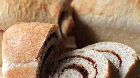 Cinnamon Bread for #BreadBakers