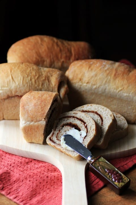 Cinnamon Bread by Noshing With The Nolands