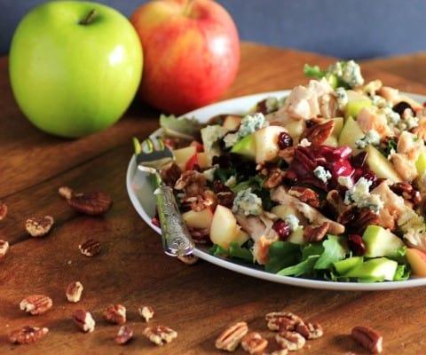 Mouth Watering Mondays – Apple Pecan Chicken Salad