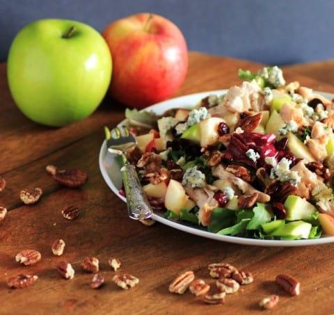 Copycat-Wendys-Apple-Pecan-Chicken-Salad-2
