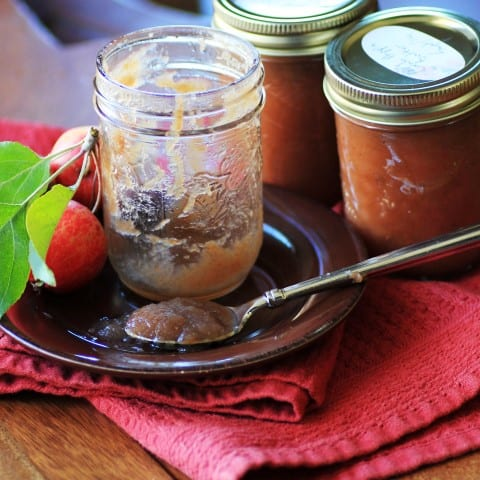 Crabapple Butter by Noshing With The Nolands