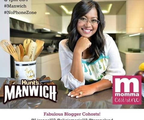 Hunt's Manwich #Manwich #NoPhoneZone Twitter Party