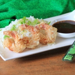 Pulo Pineapple Tamarind Crispy Shrimp