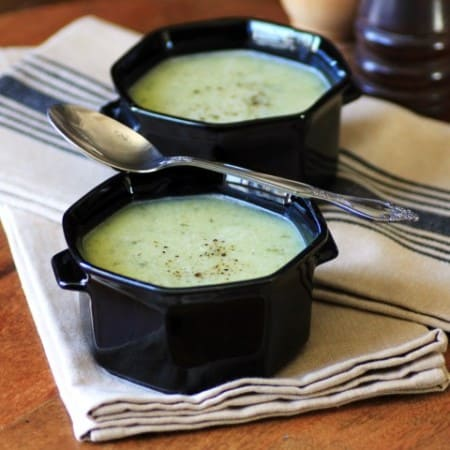 Zucchini Cheese Soup by Noshing With The Nolands (Small)