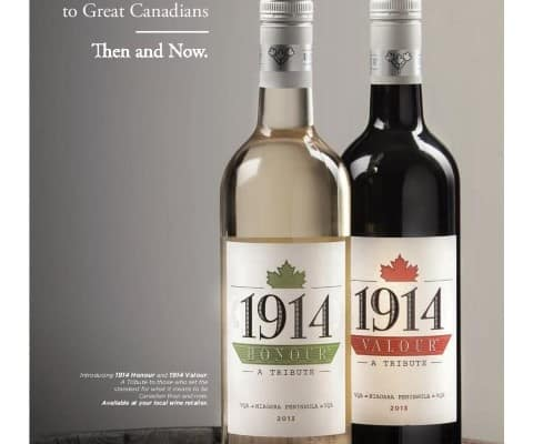 1914 Honour and Valour Wines