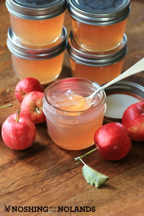 Crabapple Jelly by Noshing With The Nolands