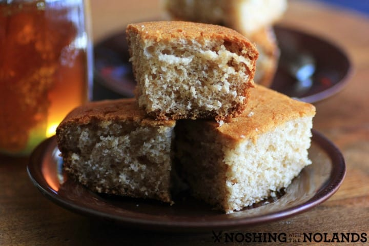 Honey Cake by Noshing With The Nolands