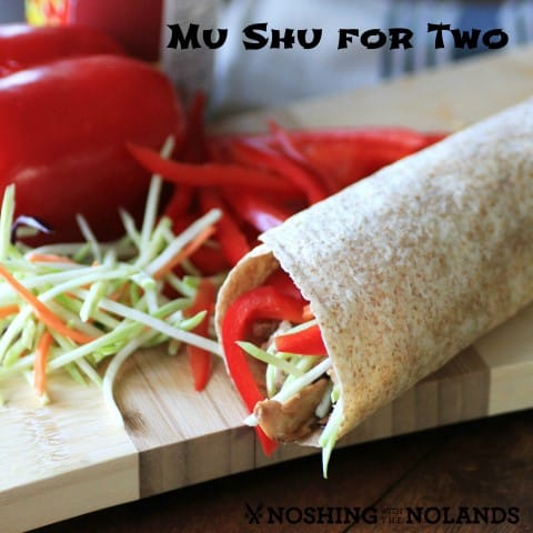 Mu Shu for Two by Noshing With The Nolands