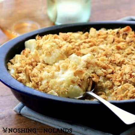 Cheesy Cauliflower Fennel Casserole by Noshing With The Nolands (3) (Small)