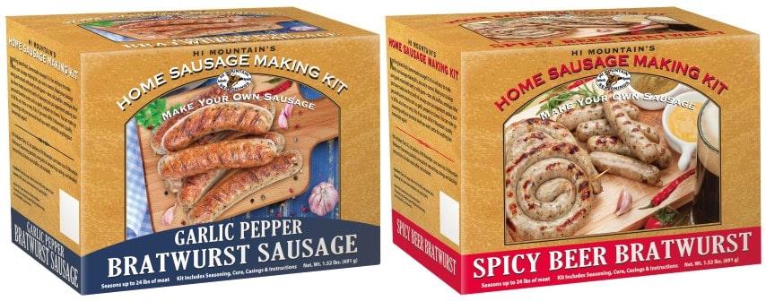 HI Moutain sausage kits (Small)
