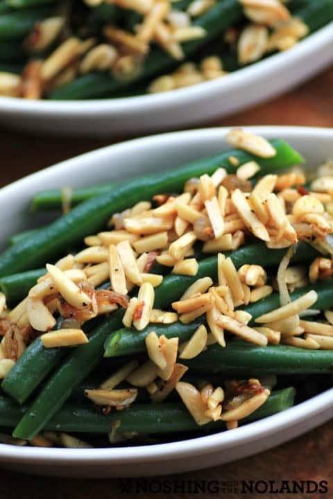 Leaner Green Beans by Noshing With The Nolands