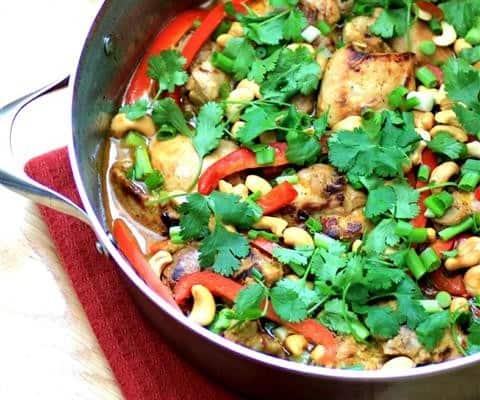 Pulo Cashew Chicken