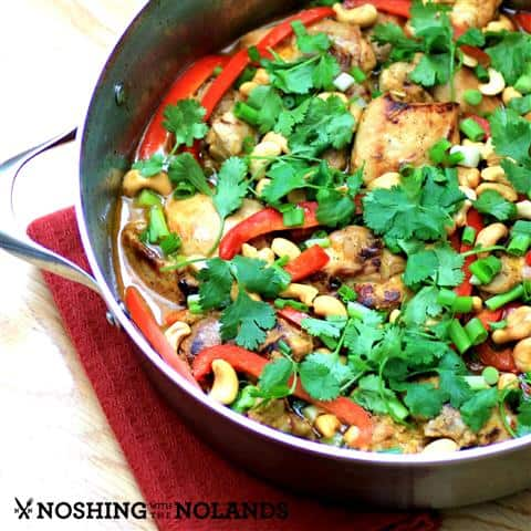 Pulo Cashew Chicken by Noshing With The Nolands
