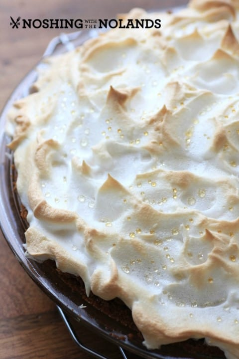 Pumpkin Meringue Pie by Noshing With The Nolands