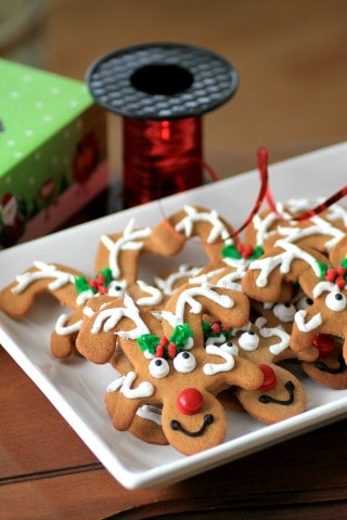 Reindeer Cookies by Noshing With The Nolands