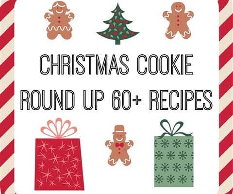 Christmas Cookie Round Up 60+ Recipes