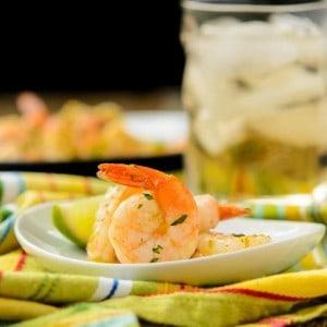 Lime Garlic Shrimp – Magnolia Days