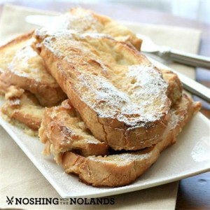 Overnight French Toast #CanadianEggs