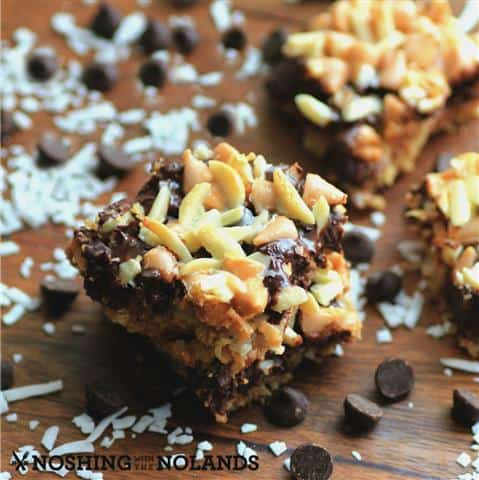 Seven Layer Bars by Noshing With The Nolands