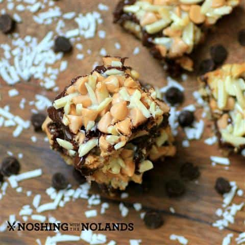Seven Layer Squares by Noshing With The Nolands